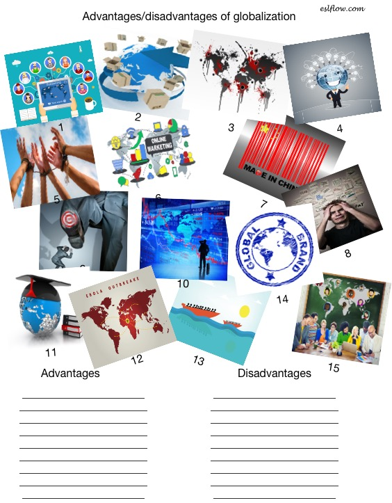 the advantages and disadvantages of cultural globalization The advantages and disadvantages of cultural globalization is one of the most popular assignments among students' documents if you are stuck with writing or missing ideas, scroll down and find inspiration in the best samples.