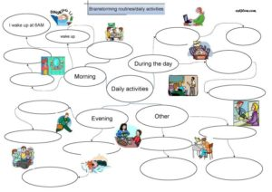 ESL-brainstorming-routines---daily-activities