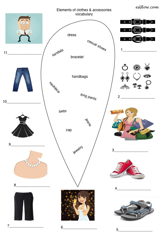 Elements-of-fashion---accessories-vocabulary
