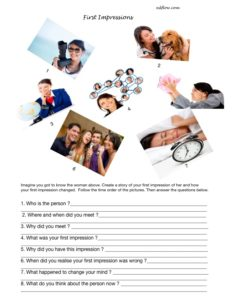 11 personality vocabulary and speaking exercises for language students