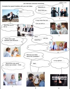 10 Jobs and Careers Vocabulary, Language and Speaking ...