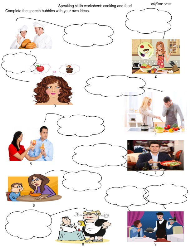 Eating And Food Ielts Speaking