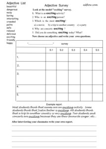 fun survey questions for students pdf