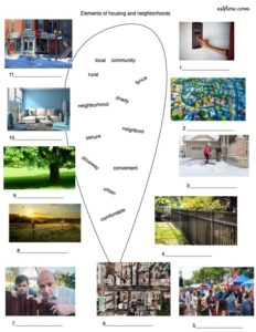 8 Excellent ESL Teaching Exercises for Houses and Housing
